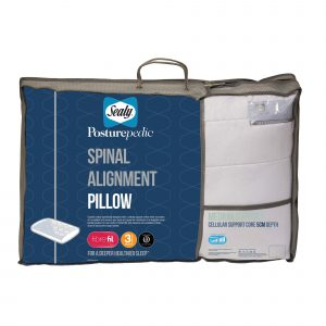 Sealy Spinal Alignment Pillow - 5cm