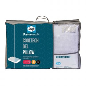 Sealy Cooltech Gel Pillow