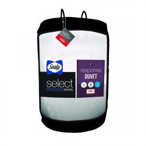 Sealy Select Response Duvet - 4.5 Tog
