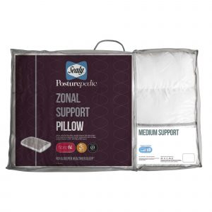 Sealy Zonal Support Pillow - Medium